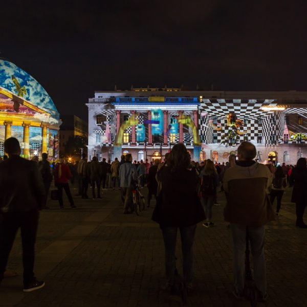 3D Videomapping Show