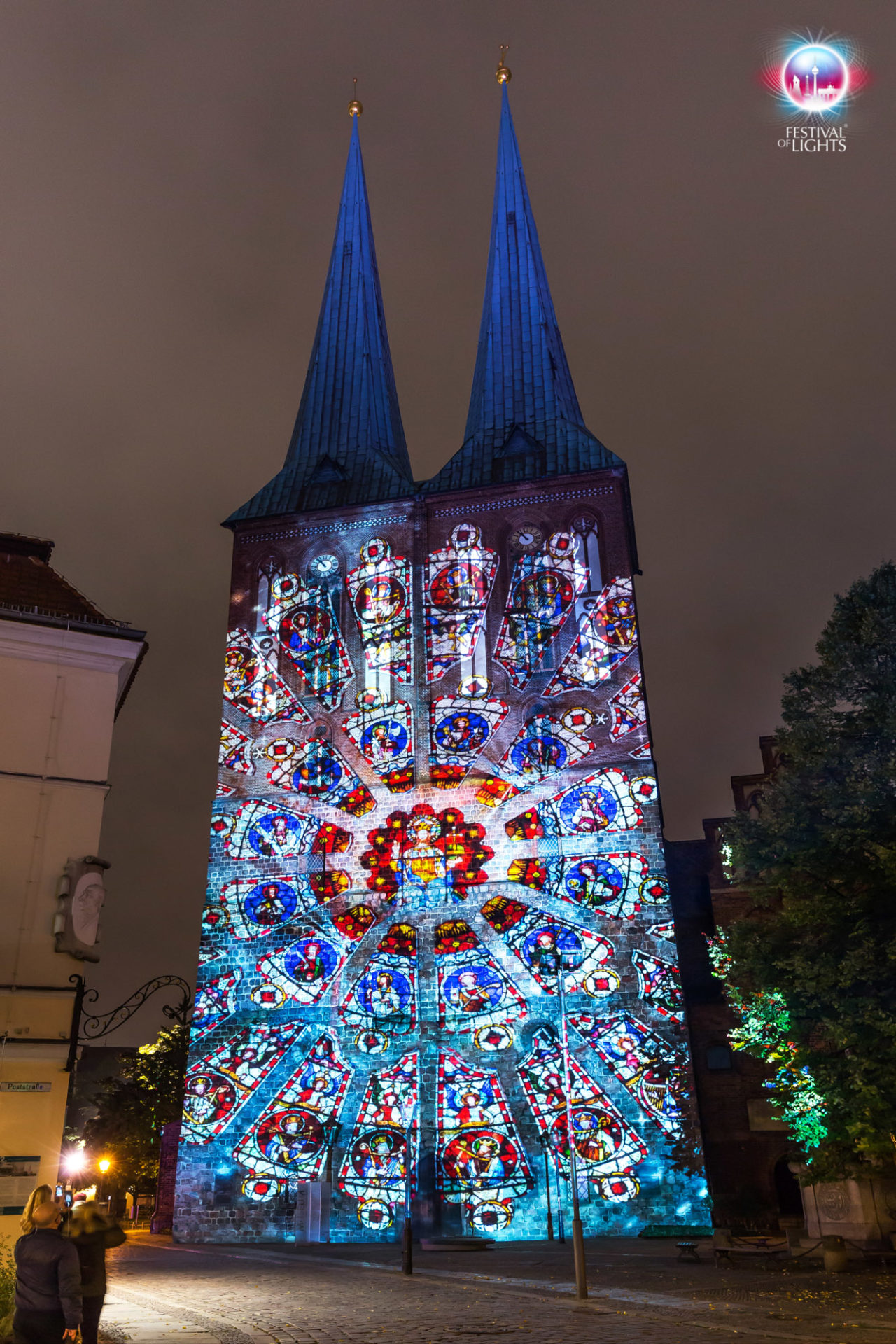 "Nikolaikirche - ""Spiritus - Light and Darkness"" - 2016"