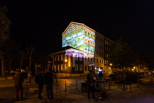 Museum Lichtenberg - Festival of Lights