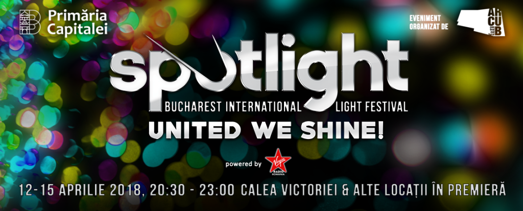 Spolight - Bucharest International Light Festival