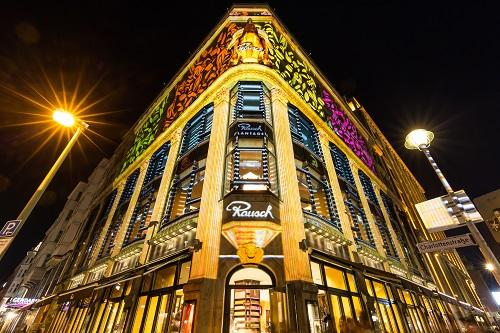 Rausch Schokoladenhaus - Festival of Lights
