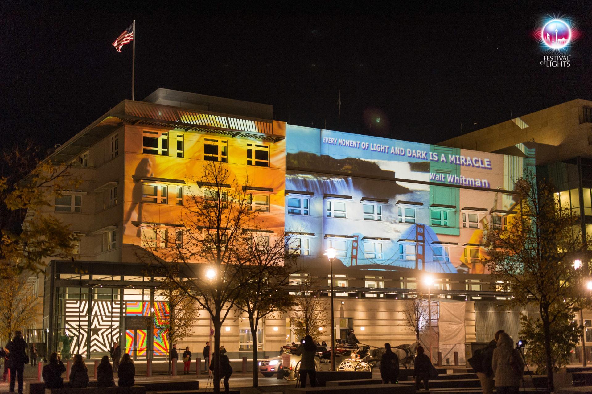 Amerikanische Botschaft - 2012