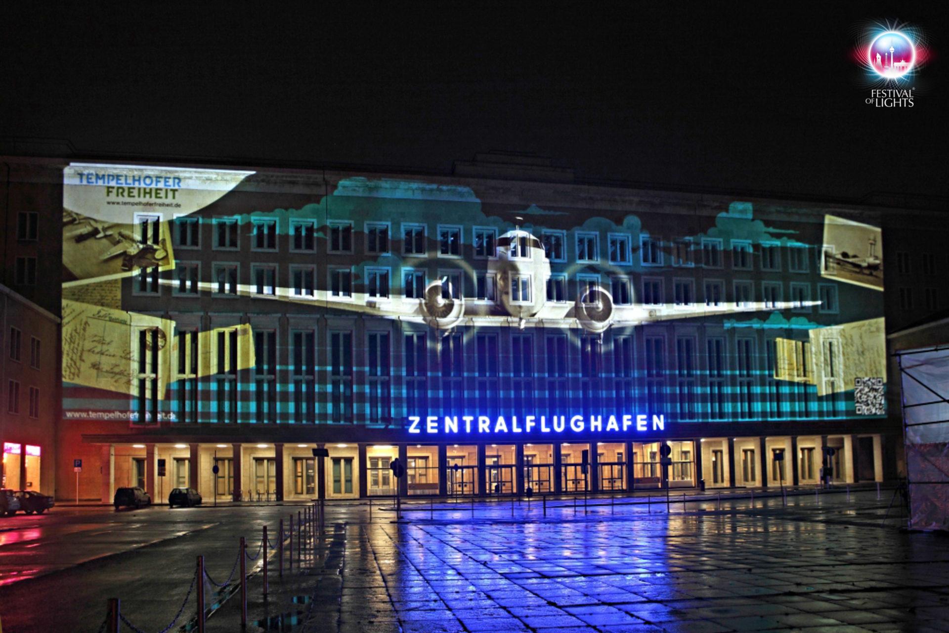 Flughafen Tempelhof - Tempelhofer Freiheit - 2012