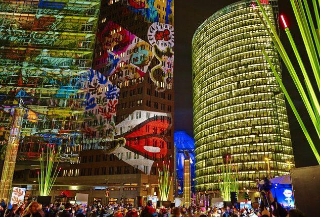 """Potsdamer Platz - """"Moderne Kunst neu entdecken"""" - 2013"""