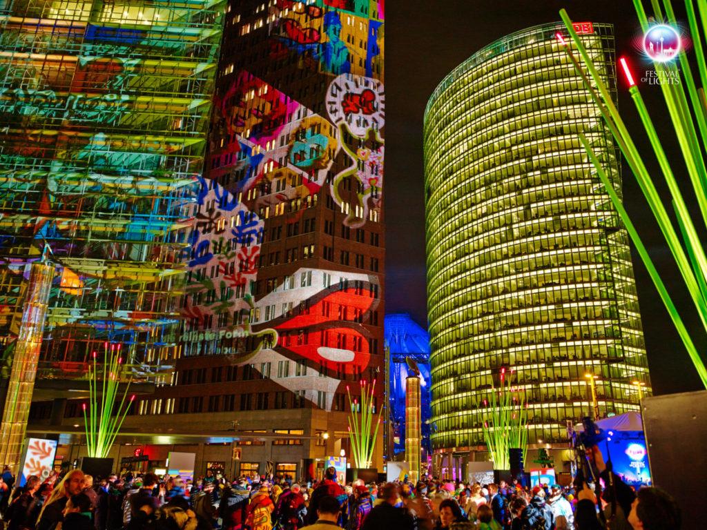 Potsdamer Platz - Moderne Kunst Neu Entdecken -2013