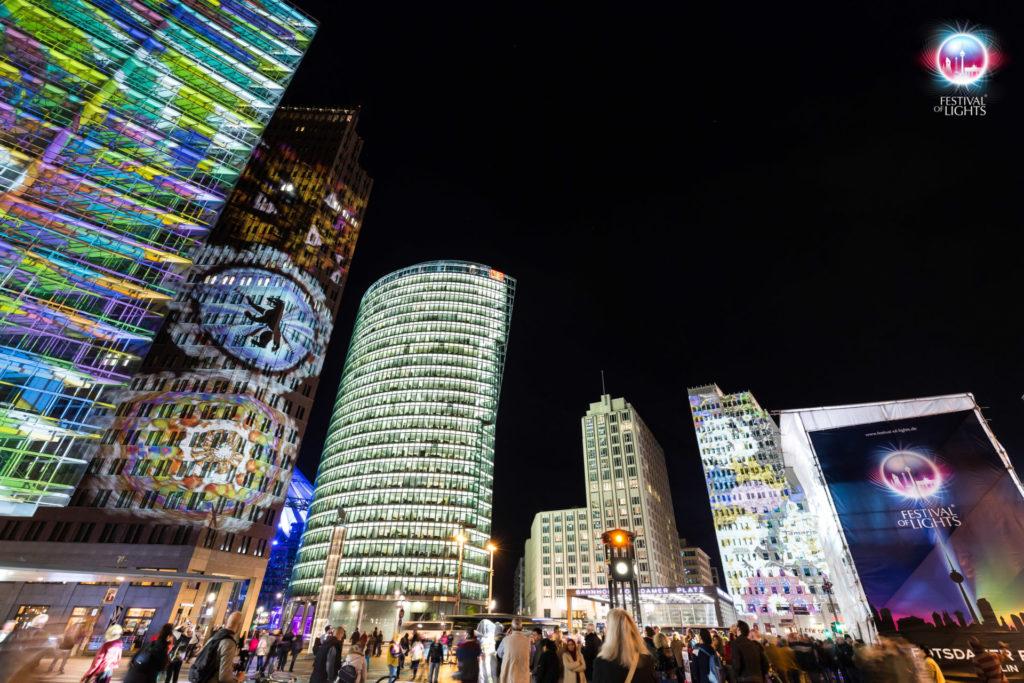 Potsdamer Platz - Kaleidoskope - 2014