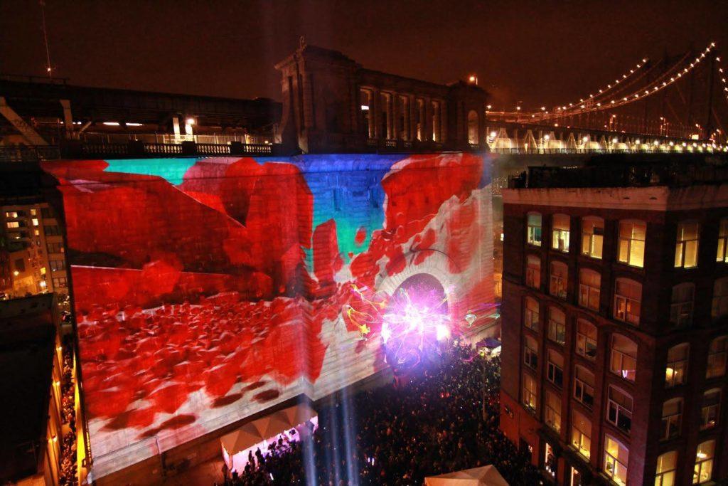 New York Festival of Lights