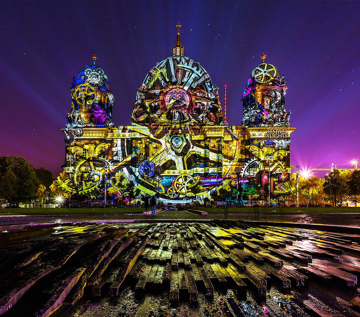 2015 - Berliner Dom - Steampunk