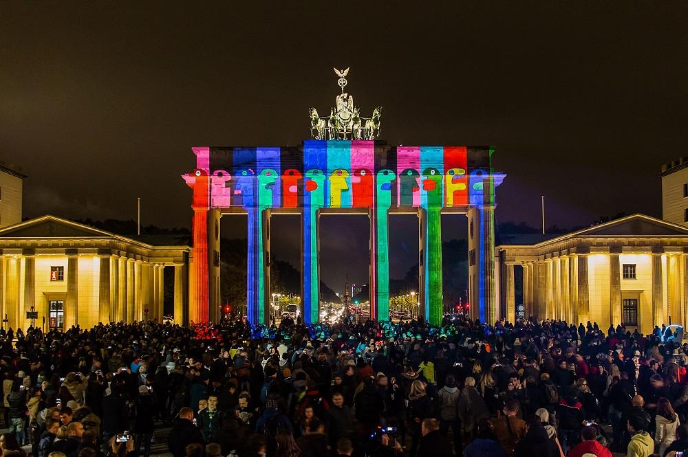 Brandenburger Tor - Thierry Noir