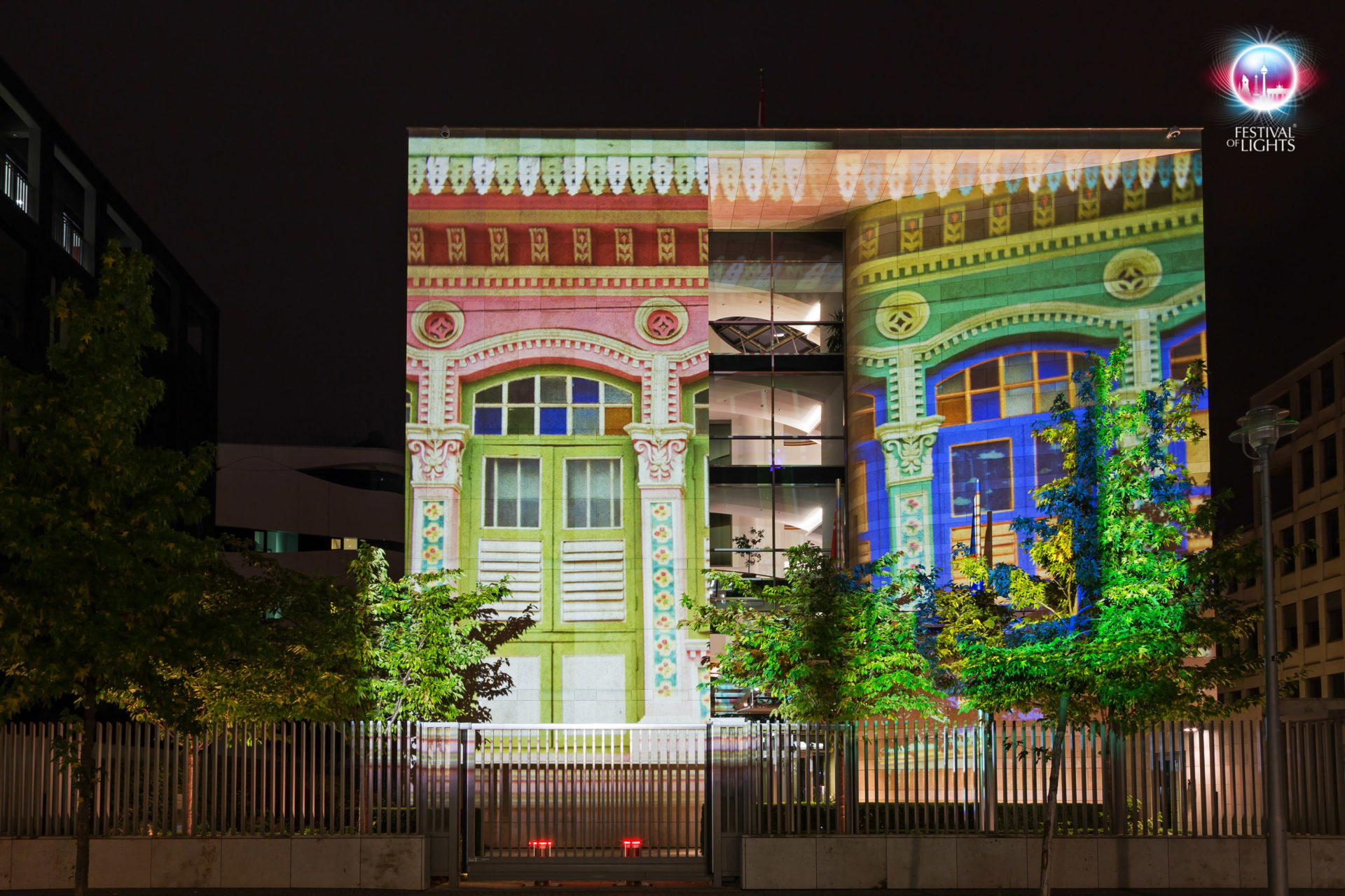 Botschaft Singapur - 2016