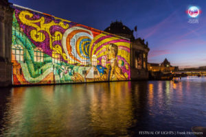 Bodemuseum festival of lights