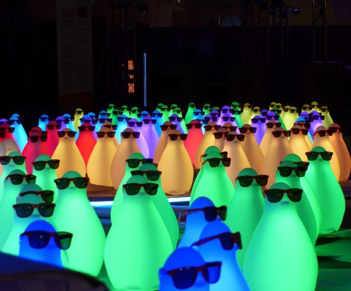 2017_Märkisches Viertel_Pinguine mit Sonnenbrillen_001_NF