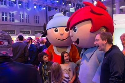 ZDF - Tag der offenen Studios - 2017