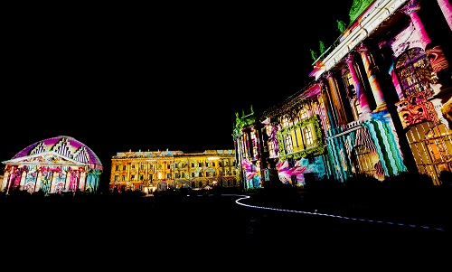 Bebelplatz - Festival of Lights