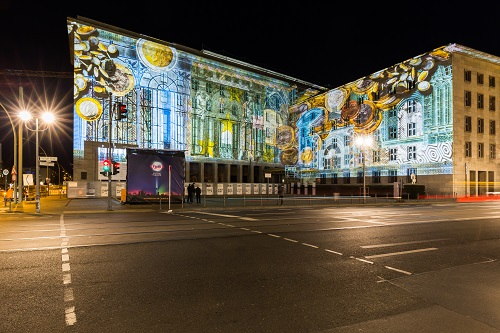 Bundesfinanzministerium - Festival of Lights