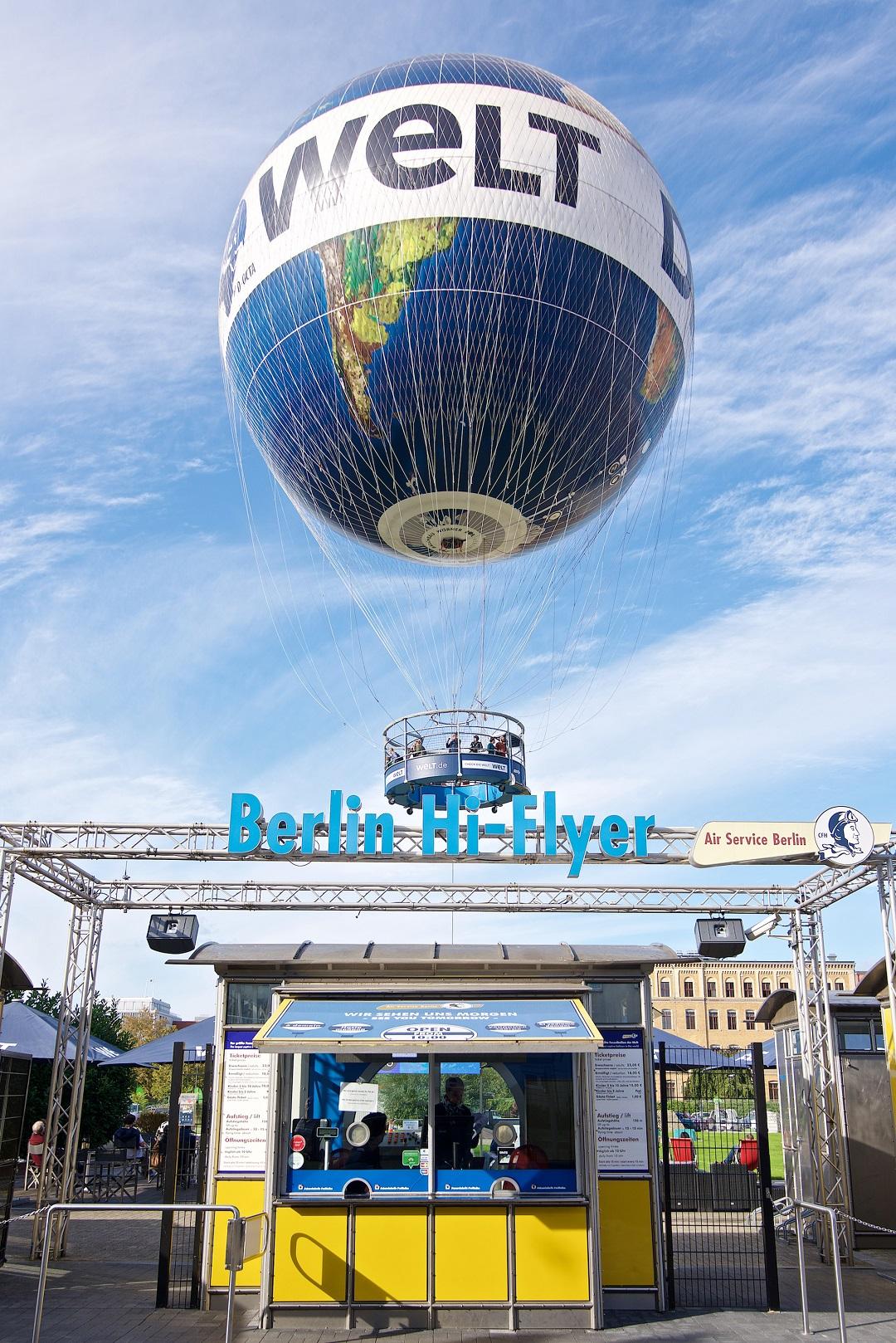 Welt Ballon