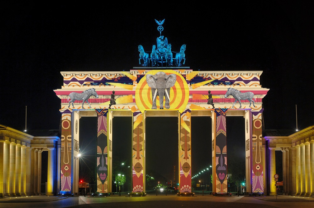 MP-Studio Brandenburger Tor