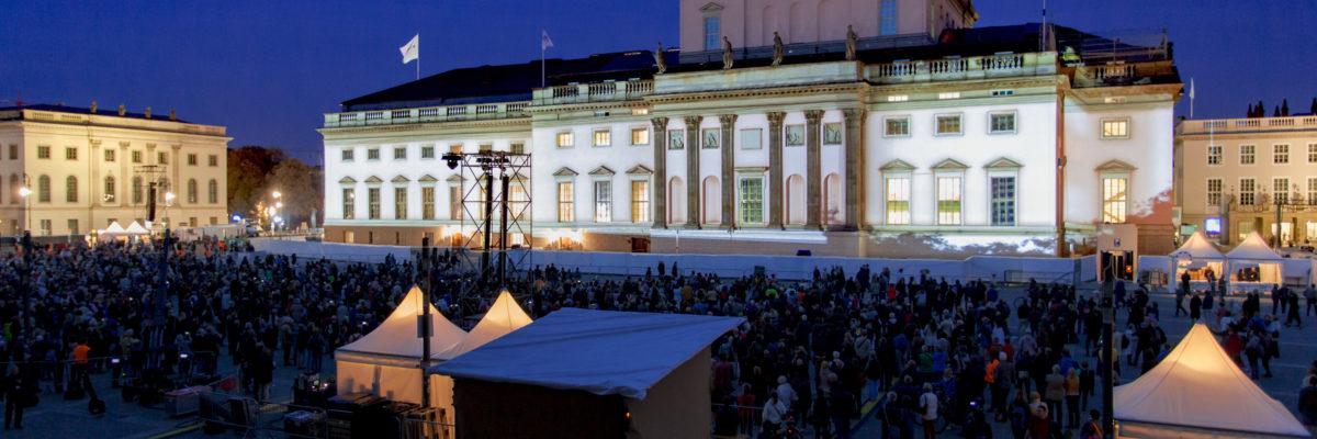 Staatsoper Unter den Linden - 275 Jahre Staatsoper - 2017
