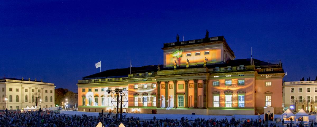 """Staatsoper Unter den Linden - """"275 Jahre Staatsoper"""" 2017"""