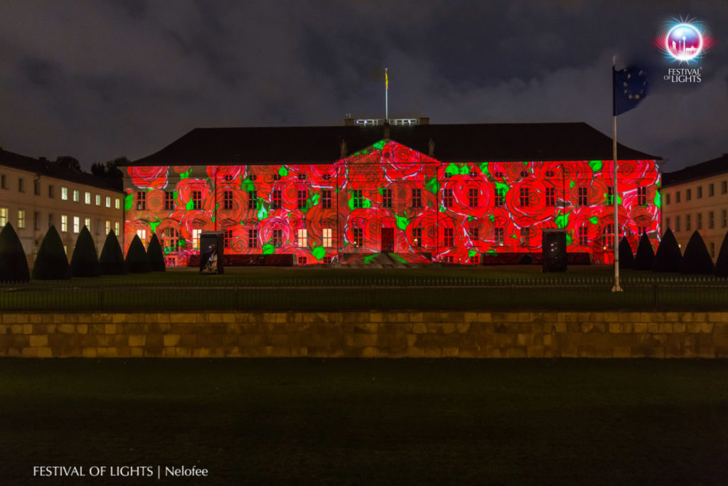 "Schloss Bellevue - Sonderaward ""Demokratie"" - 2017"