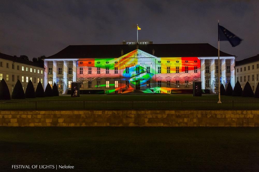 "Schloss Bellevue - Sonderaward ""Demokratie"""