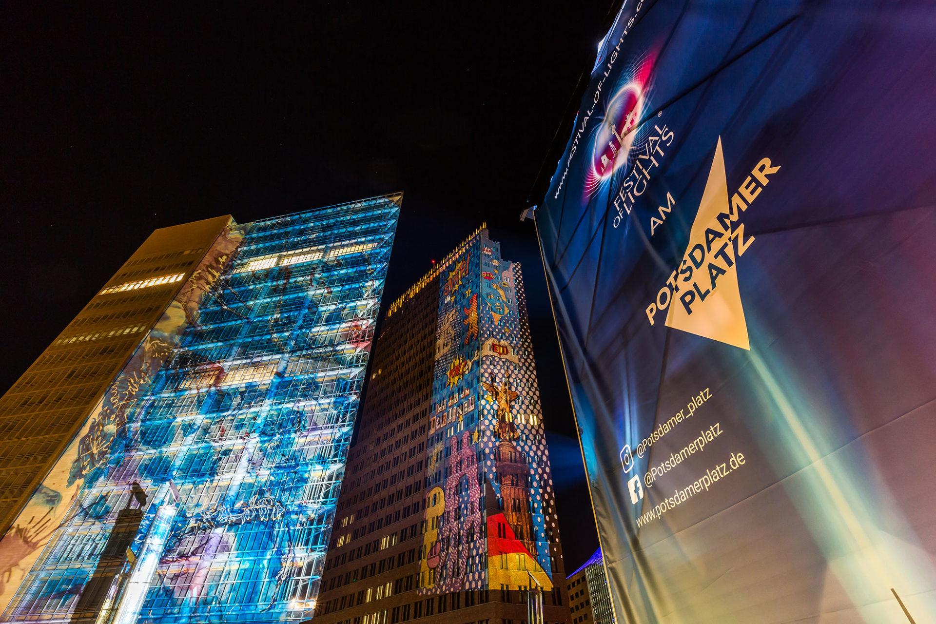 Forum & Kollhoff Tower 2020 FH