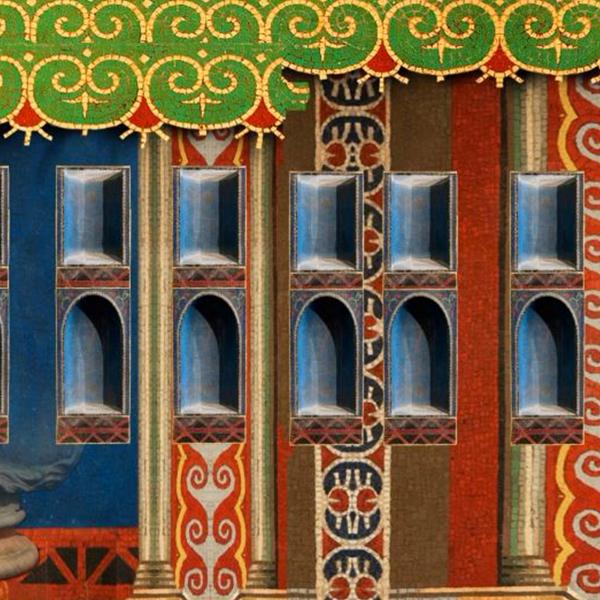 3D Videomapping Show (15 Minuten) - Hotel de Rome