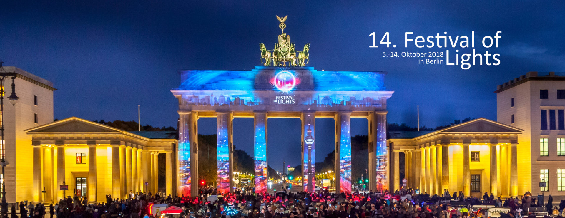 Keyvisual Brandenburger Tor 2018