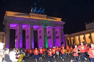 LightRun_BrandenburgerTor - Festival of Lights
