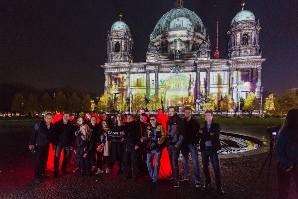 festival of lights-team