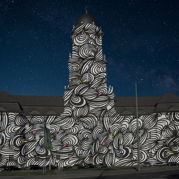 stadthaus Urban Art Show